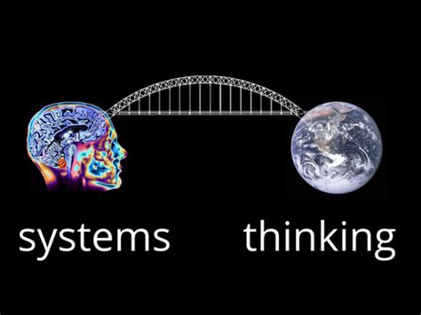why and how should leaders practice systems thinking l