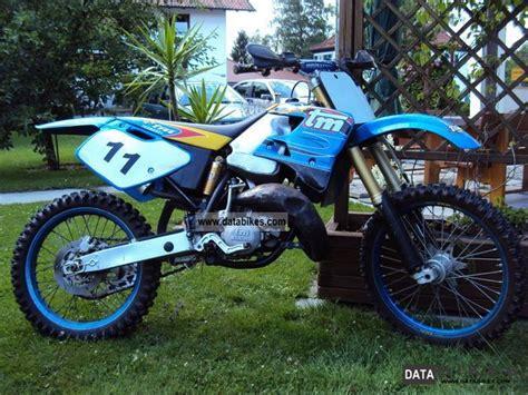 1999 Tm Mx 125