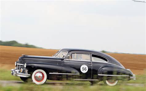 1942 Cadillac Series 62 Widescreen Exotic Bike Wallpaper