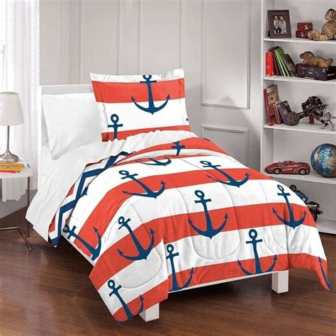anchor bedding sets and anchor comforter sets beachfront