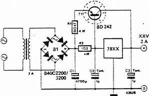 Dc Voltage Regulate Circuit