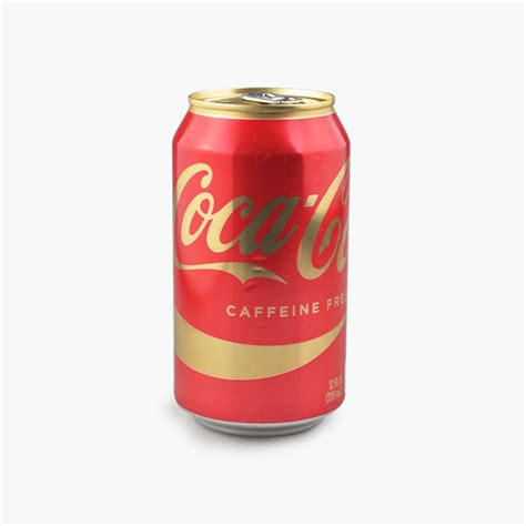 However, if you are looking for caffeine, which i assume you are, coffee has more caffeine by volume than coke, so you're better off drinking. Coca-Cola Caffeine Free 355ml