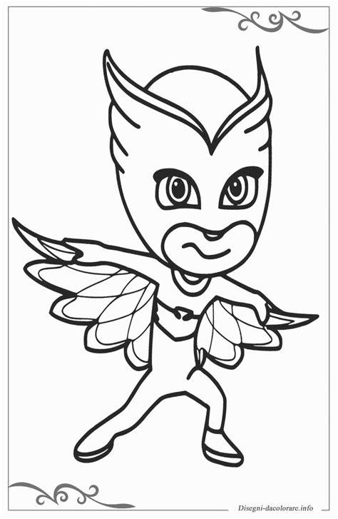 giochi da colorare per bambini gratis unicorno da colorare per bambini pj masks