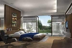Modern & Minimalist Bedroom Interior Design Ideas