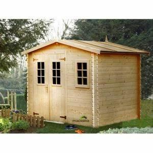 Abri De Jardin Moins De 5m2 : abri de jardin en bois moins de 5m2 les cabanes de ~ Edinachiropracticcenter.com Idées de Décoration