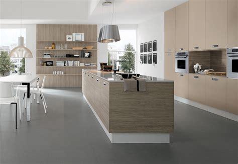oak cabinet ultra modern kitchen styles homesfeed