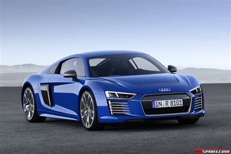 audi r8 2016 audi r8 e tron revealed in full gtspirit