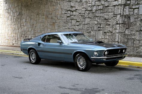 ford mustang mach 1 1969 1969 ford mustang mach 1