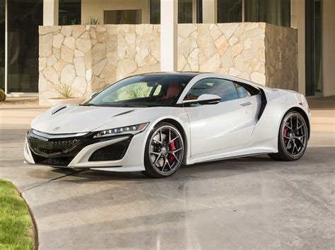 2017 acura nsx deals prices incentives leases overview carsdirect