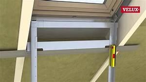 Velux Einbauset Innenverkleidung : velux lsg lining installation youtube ~ Buech-reservation.com Haus und Dekorationen