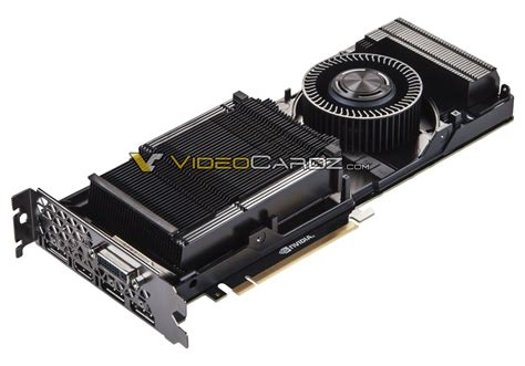 nvidia geforce gtx titan x specifications videocardz com