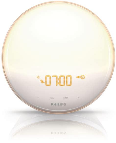 philips wakeup light philips hf3520 up light coloured simulation