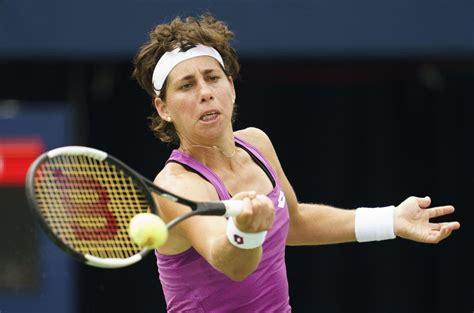 Carla suarez navarro made an impressive return to roland garros tuesday. Carla Suarez Navarro knocks out Venus Williams at Rogers Cup | The Star