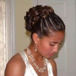Wedding Hairstyles for Black Women Hair