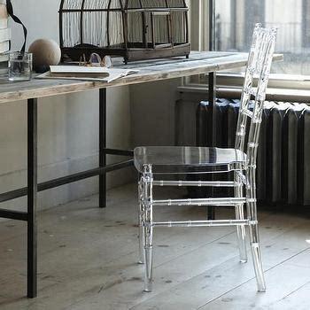 ikea tobias clear chair