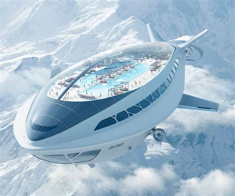 best cruises ships the airports of the future could become hi tech pleasure domes