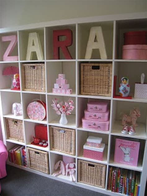 She Buys Storage Cube Shelves  Uses Them In Clever New