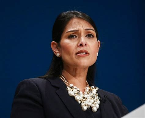 Controversy as UK Minister, Priti Patel Resigns ...