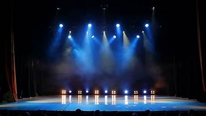 Stage Bright Lights Flashing F0014 Awards Related