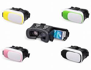 Virtuelle Realität Brille : vr brille mit ihrem logo bedruckt idea werbewelt ~ Orissabook.com Haus und Dekorationen