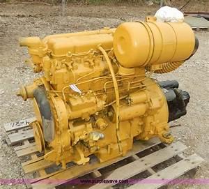 Perkins 236 Four Cylinder Diesel Engine