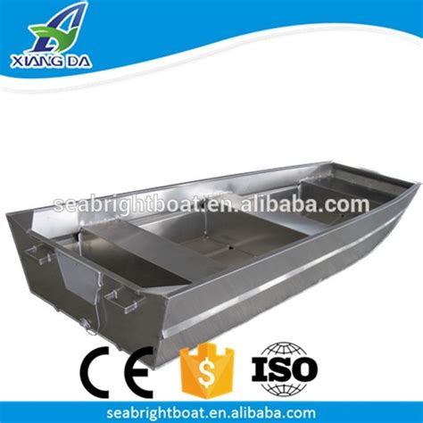Fishing Bait Boat Buy by China Ce Certificate High Quality Welded Aluminum Fishing
