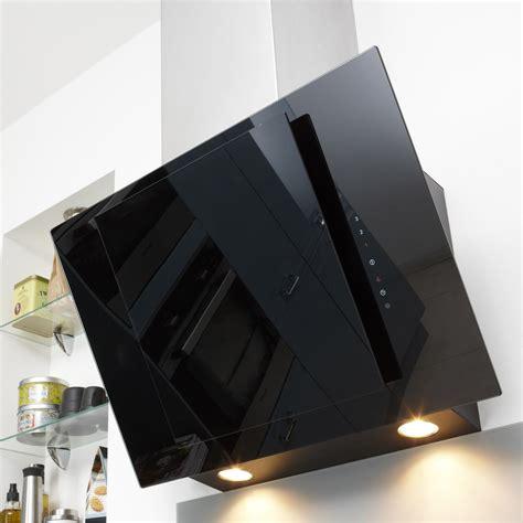 hotte de cuisine 60 cm hotte décorative murale l60 cm cata ceres 600 xgbk noir