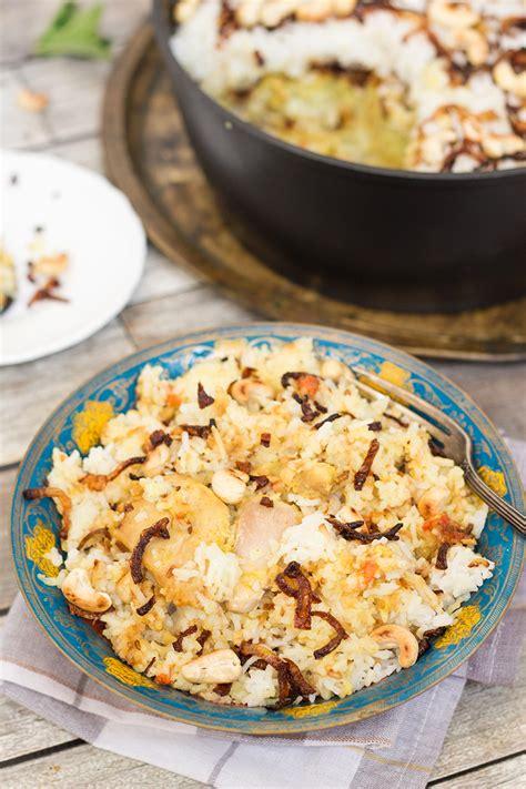 Best Chicken Biryani Recipe  Cooking The Globe