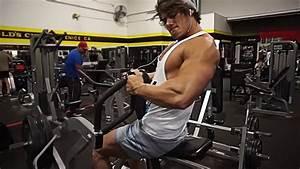jeff seid Back Workout Mecca - YouTube