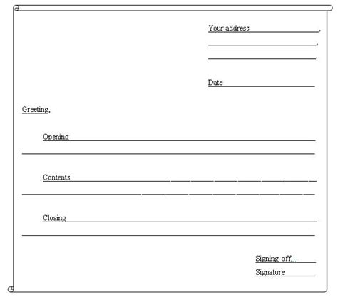 informal custody agreement form