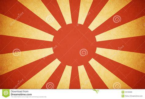 grunge japanese war flag royalty  stock  image