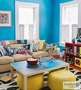 Fun Ways To Fix Up Your Living Room