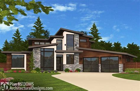 modern design house plans northwest modern house plans