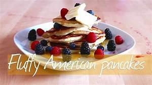 fluffy american pancakes recipe allrecipes co uk