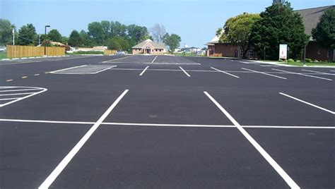 Asphalt Maintenance Services For Churches And All Other