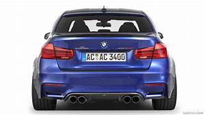 2017 AC Schnitzer ACS3 based on BMW M3 - Rear | HD ...