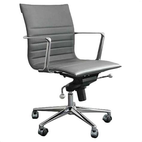 eurostyle kyler low back office chair modern office