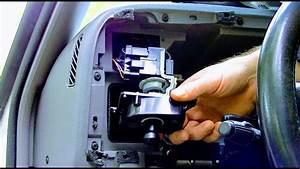 How To Repair Headlight Switch Detail Dodge Ram Remove