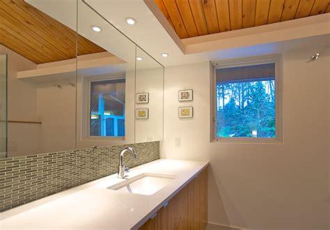 mid century bath