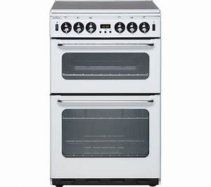 New World NH 550TSIDOM Freestanding 55cm Double Oven ...