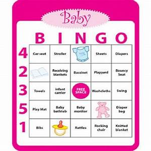 Baby Shower Games - Easyday