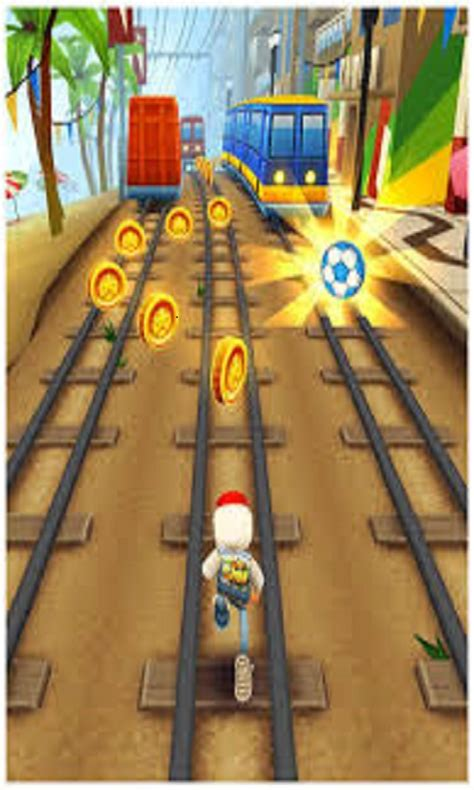 subway runner game app apk   android getjar