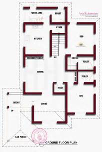 House Floor Plans Beautiful Kerala House Photo With Floor Plan Indian House Plans