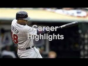 Torii Hunter Career Highlights - YouTube