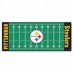 FANMATS NFL -Pittsburgh Steelers Green 2 ft 6 in x 6 ft