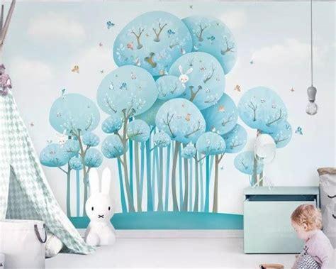 view 13 wallpaper hp aesthetic biru muda