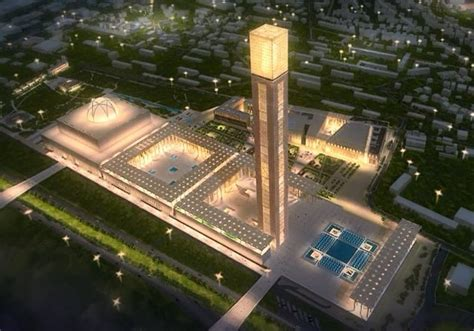bureau dictionnaire les ratés de la mosquée bouteflika à alger le parisien