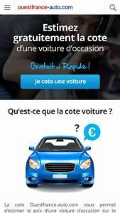 Cote Voiture Occasion Gratuit : ouest france auto annonces voiture occasion cote gratuite dans l app store ~ Gottalentnigeria.com Avis de Voitures