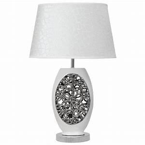But Lampe De Chevet : lampe de chevet design effet bulles c ramique blanc mw light ~ Dailycaller-alerts.com Idées de Décoration