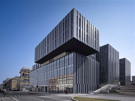 The Blox / Dam.architekti